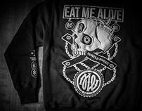 Eat.Me.Alive Sweat shirt