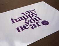 Very happy you near / 2013-14