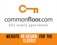 Redesign of Commonfloor.com for the Elderly