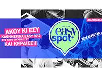easy spot   digital contest   Social   easy 97,2