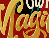 Hand Lettering Posters / Vol. 3