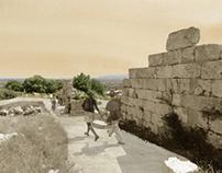 La meraviglia dello scavo di pietra