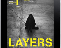 LAYERS E–PUBLISHING MAGAZINE
