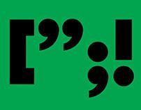 RIGEL 131M Typography