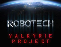 ROBOTECH VALKYRIE PROJECT CAP 1