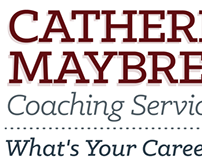 Logo Design - Catherine Maybrey Coaching Services