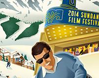 Sundance Festival Poster