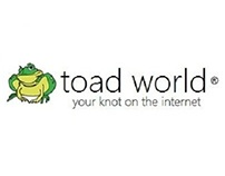 Toad World Website Redesign