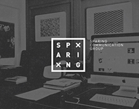Sparing Communication Group - Rebranding