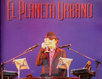 Charly Gacía en el Teatro Colón para El Planeta Urbano