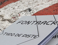 Fontrack - Typographie
