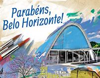 Aniversário da cidade - Belo Horizonte