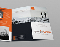 Corporate Identity for Synergien Connect
