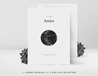 Artict BW Photography Portfolio