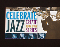 Jazz at Lincoln Center Brochure Concept