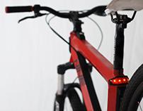 NINE urban bike concept