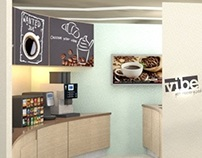 Lunch/Snack Area Renders