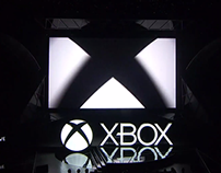 Xbox One Logo Animation