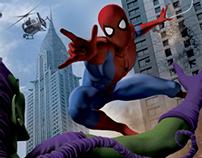 Spider vs Goblin  |  2014