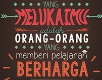 Quote Desing / Typography