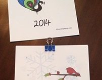 2014 Illustrated Calendar
