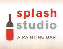 Splash Studio Branding