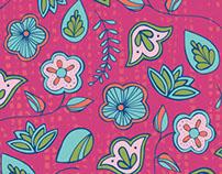 India Lotus Surface Design patterns