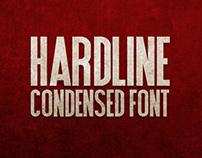 Hardline Pro Font