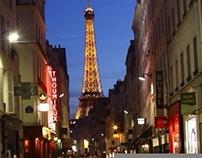 Paris, le dernier salut