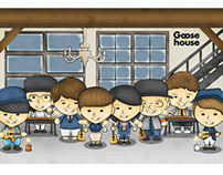 Goosehouse (New Year)