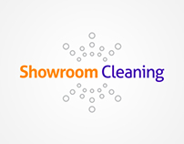 Showroom Cleaning Logo Design