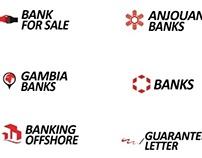 Bank - Related Websites' Logos