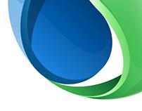 Steam Klean Logo Design