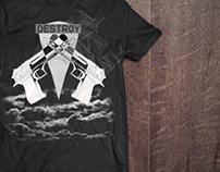 killer tek T-shirts