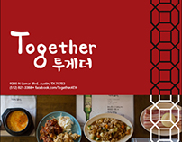 Rebranding: Together Restaurant