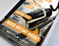 Kuat Bottle Lock Ad Campaign