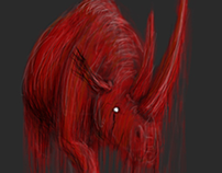 Blood Rhino