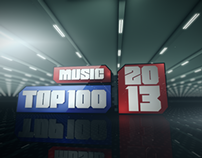 ARY MUSIK TOP 100 Music Title Opener