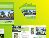 Desain Brosur: City Park Residence