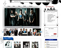 Online Music Store
