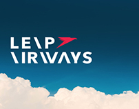 Leap Airways Visual Identity