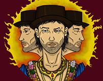 Radiohead Art