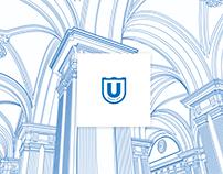 Tomsk state university illustration