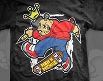 WSH N MCHNE | Shirt designs