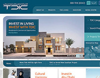 TDIC - (Tourism Development & Investment Company)
