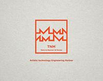 Branding design : TNM