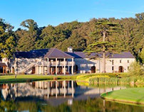 Fota Island Golf Course, Cork, Ireland