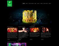 Web designing for Fathima Gold
