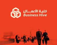 "B-Hive ""Corporate identity"""