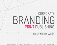 Corporate Branding & Print Publishing